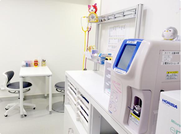 血液の炎症反応迅速検査