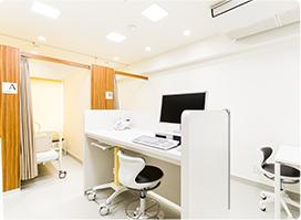 中央処置室